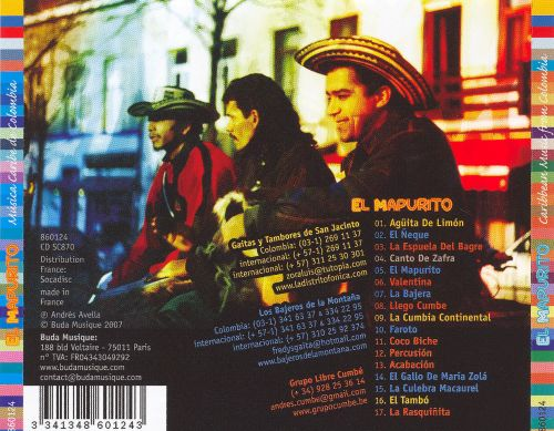 Caribbean Music from Colombia