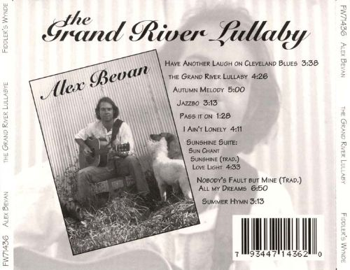 Alex Bevan - The Grand River Lullaby