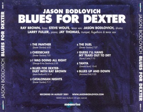 Blues for Dexter