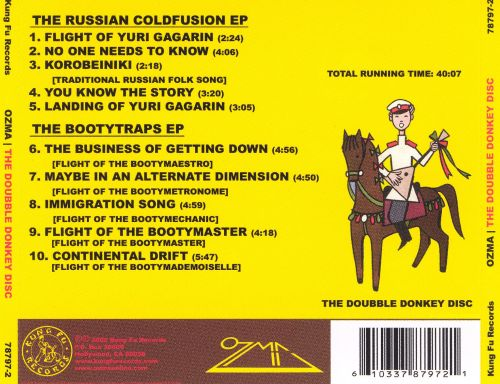 The Doubble Donkey Disc