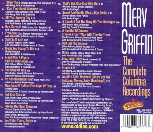 The Complete Columbia Recordings