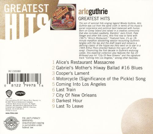 The Best of Arlo Guthrie