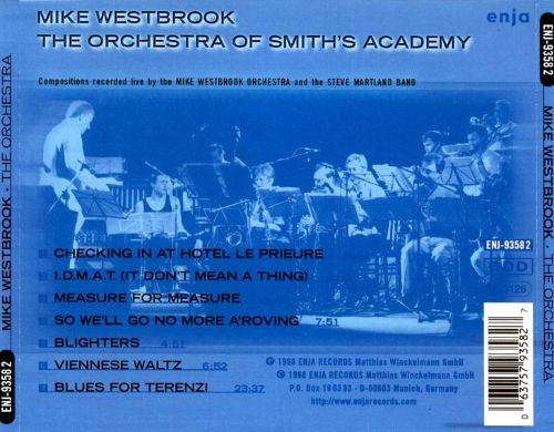 The Orchestra of Smith's Academy