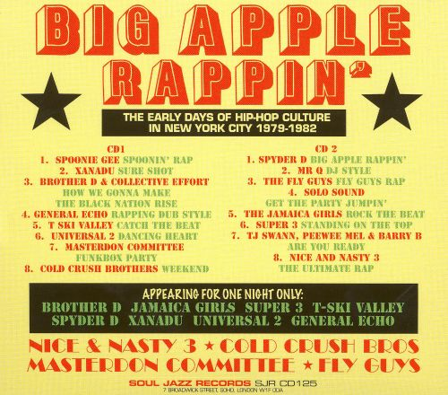Various - Big Apple Productions Volume 6