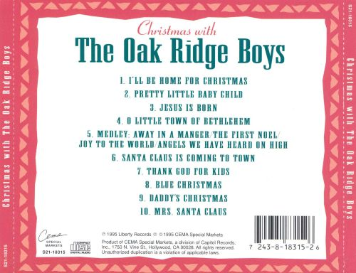 Christmas with the Oak Ridge Boys