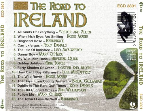 The Road to Ireland