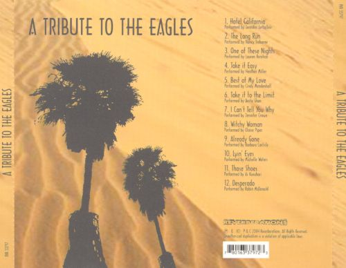 A Tribute to the Eagles [Reverberations]