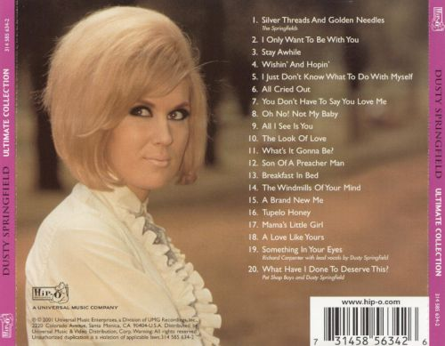 The Ultimate Collection: Dusty Springfield