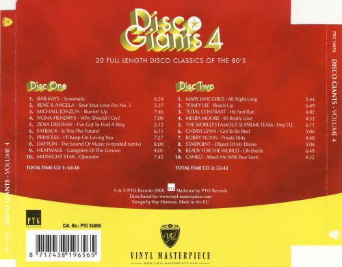 Disco Giants, Vol. 4