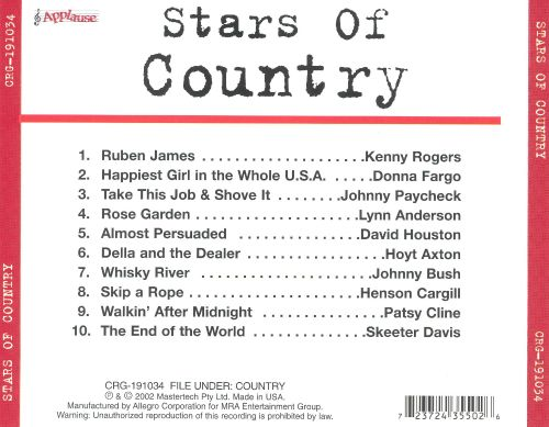 Stars of Country [Columbia River]
