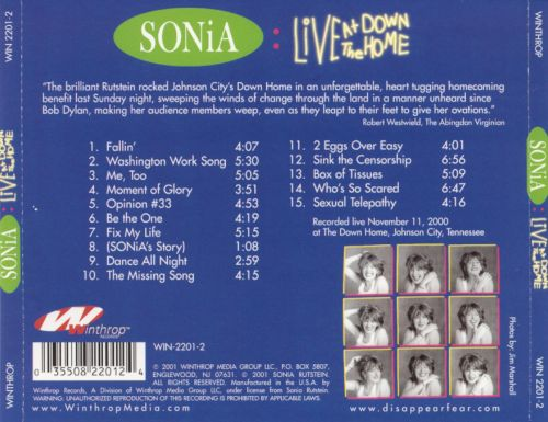 Live at the Down Home
