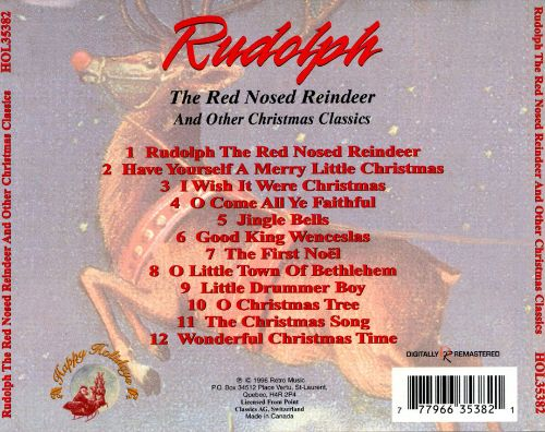 Rudolph & Other Christmas Classics