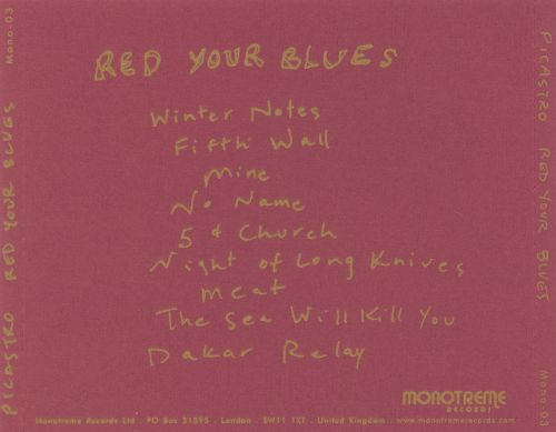 Red Your Blues