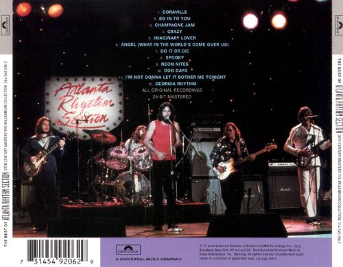 20th Century Masters - The Millennium Collection: The Best of Atlanta Rhythm Section