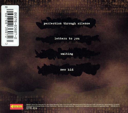 Finch Perfection Through Silence Falling Into Place - F...
