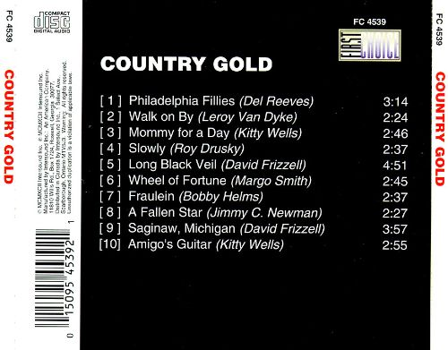 Country Gold [Intersound]