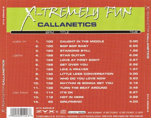 Xtremely Fun Callanetics