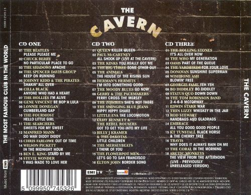 Cavern: The Most Famous Club in the World