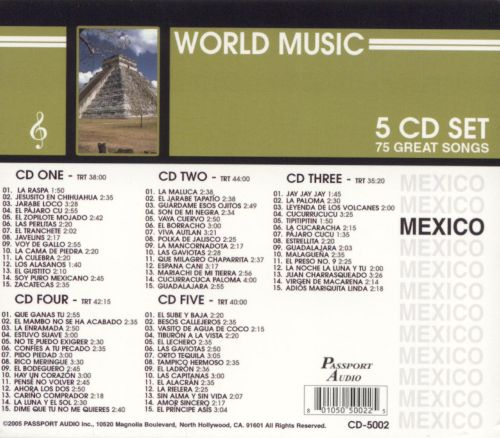 World Music: Mexico