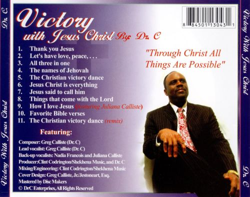 Victory with Jesus Christ