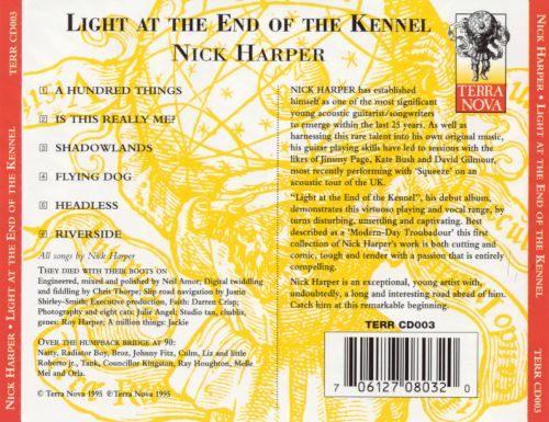 Light at the End of the Kennel