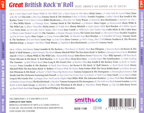 Great British Rock 'N' Roll, Vol. 2: 1954-1957
