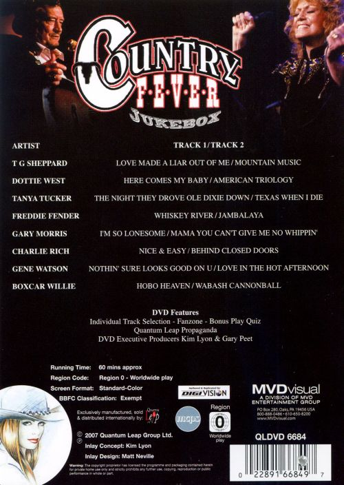 Country Fever Jukebox, Vol. 1