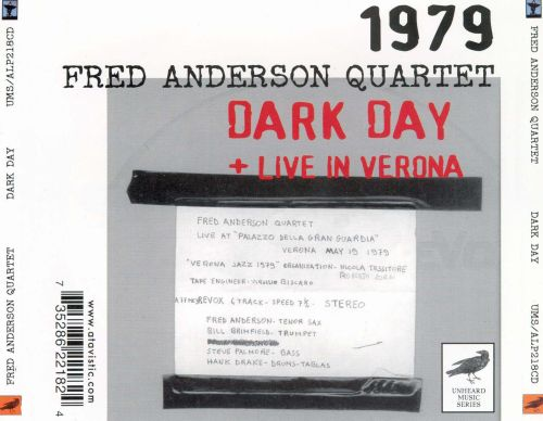Dark Day + Live in Verona 1979