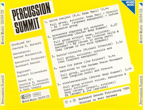 Percussion Summit