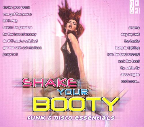 Shake Your Booty: Funk and Disco Essentials