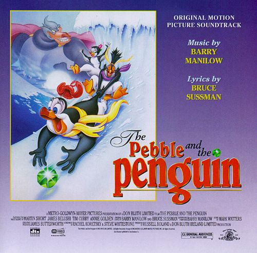 The Pebble & The Penguin