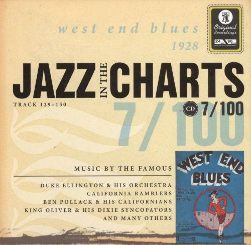 Jazz in the Charts, Vol. 7: West End Blues 1928