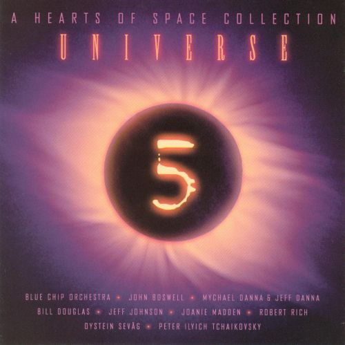Hearts of Space: Universe 5