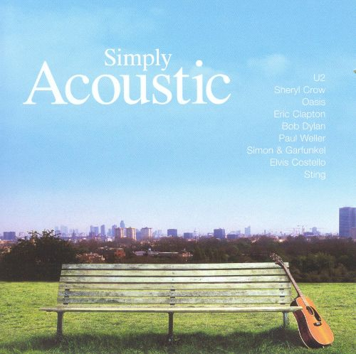 Simply Acoustic [Universal]