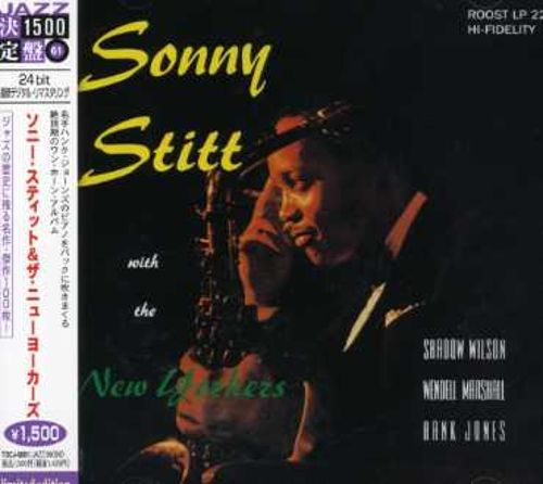 Sonny Stitt with the New Yorkers
