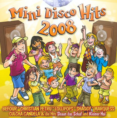 Mini Disco Hits 2008