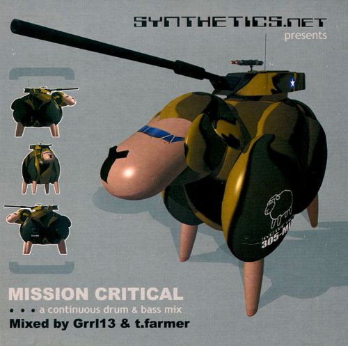 Synthetics. Net Presents Mission Critical