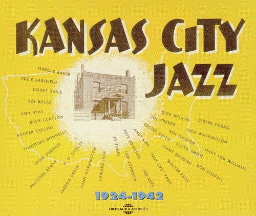Kansas City Jazz (1924-1942)