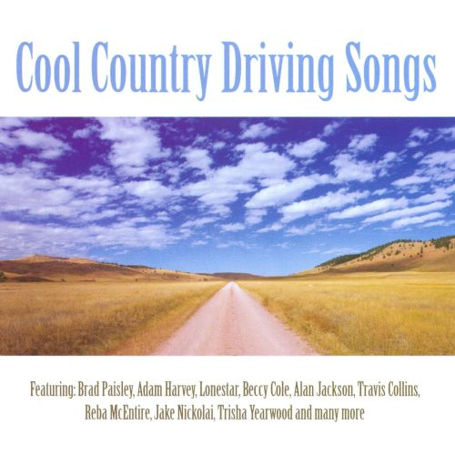 Cool Country Driving Songs