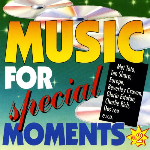 Music for Special Moments, Vol. 2