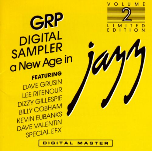 GRP Digital Sampler, Vol. 2