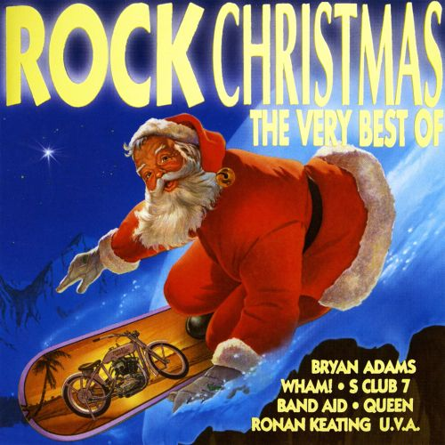 The very best of rock christmas various artists songs