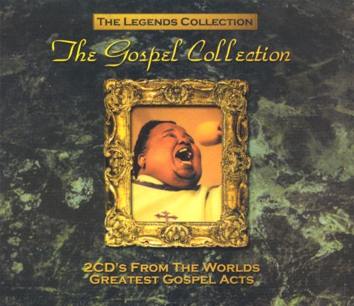 The Legends Collection: The Gospel Collection