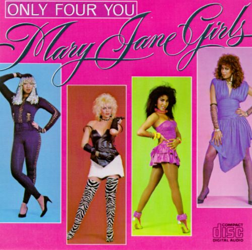 only four you the mary jane girls songs reviews. Black Bedroom Furniture Sets. Home Design Ideas