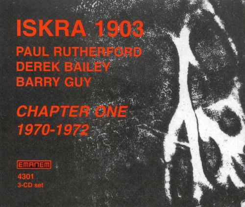 Chapter One: 1970-1972