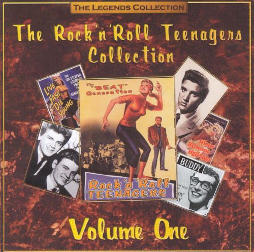 Rock 'N' Roll Teenagers Collection, Vol. 1