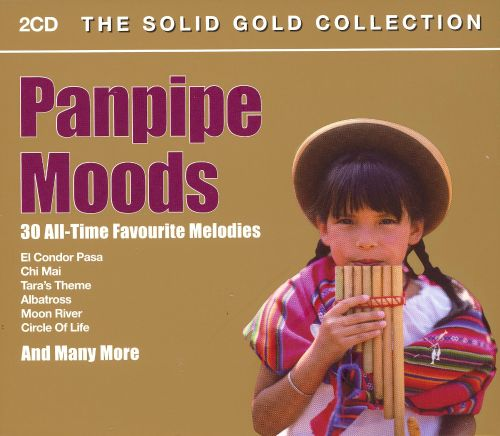 Panpipe Moods [Solid Gold]
