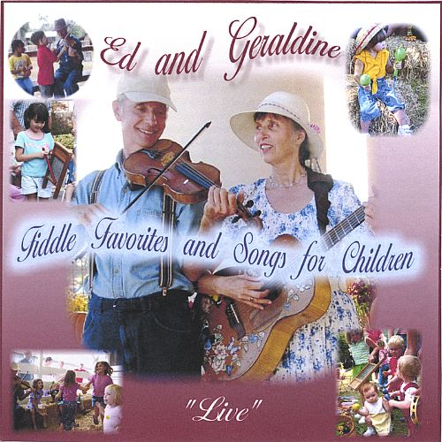 Fiddle Favorites and Songs for Children