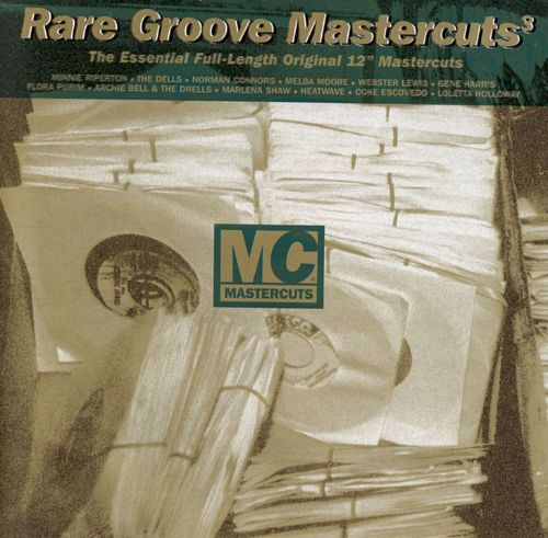 Classic rare groove mastercuts vol 3 various artists for Classic house mastercuts vol 3