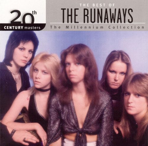 20th Century Masters:The Millennium Collection:The Best of the Runaways